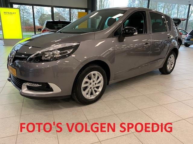 Renault Scénic Iii tce 115 pk stop & start limited