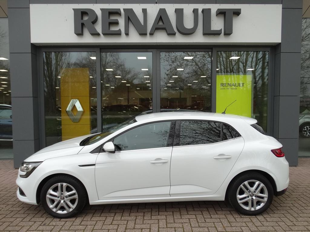 Renault Mégane Hatchback tce 100 pk limited