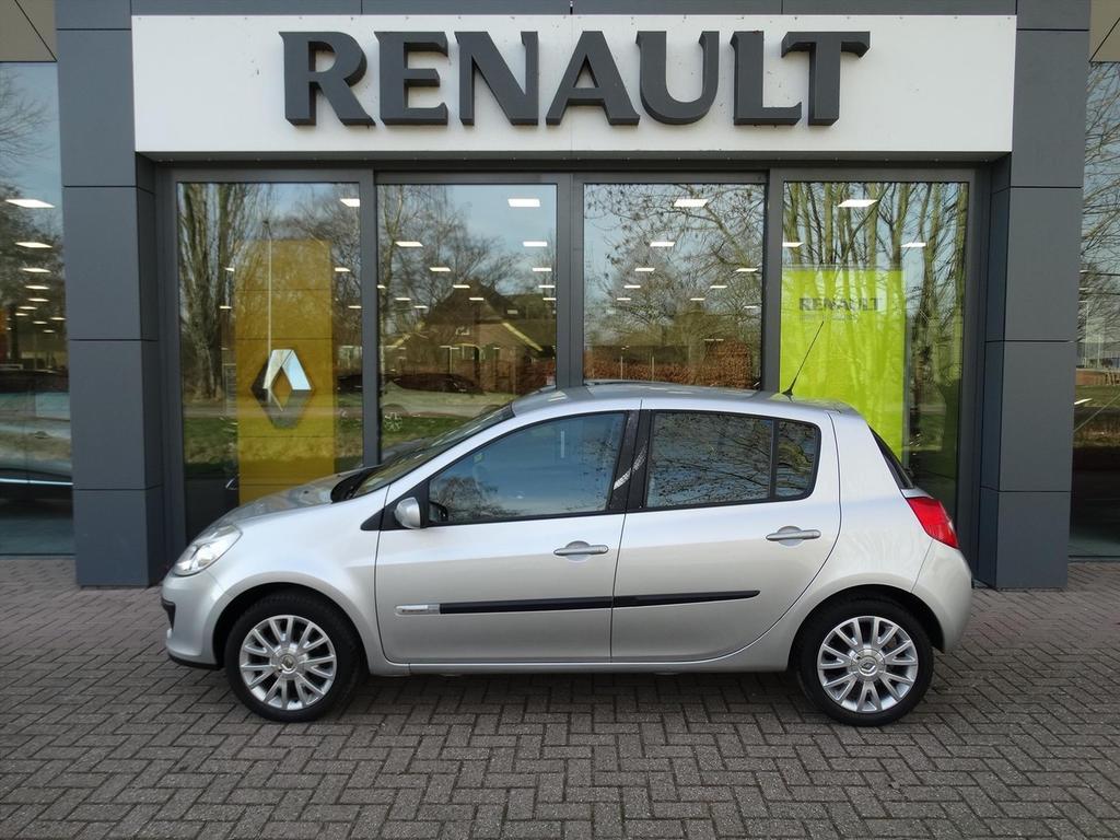 Renault Clio Iii 1.2 tce 100 pk 5-deurs rip curl