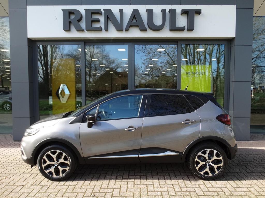 Renault Captur Tce 90 pk intens (easy life pack) (navigatie)