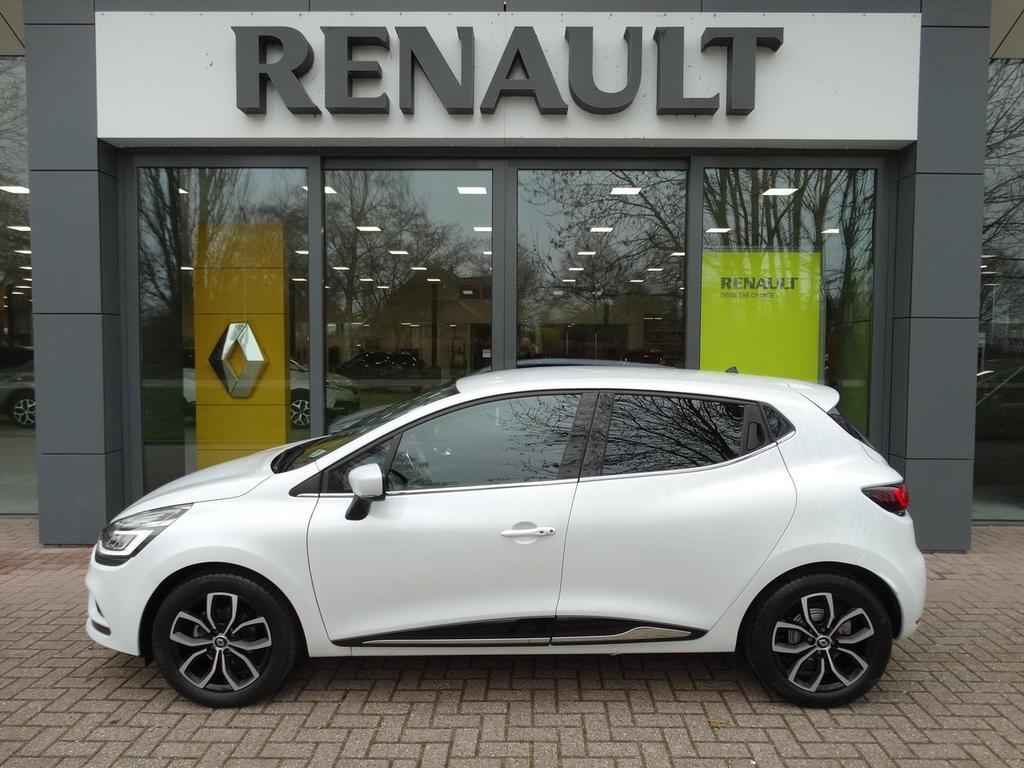 Renault Clio Iv tce 90pk intens (navigatie)
