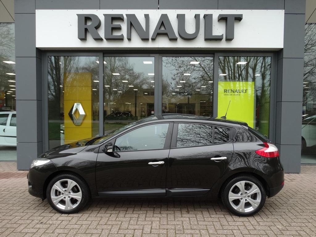 Renault Mégane Iii 5-drs tce 130 pk celsium