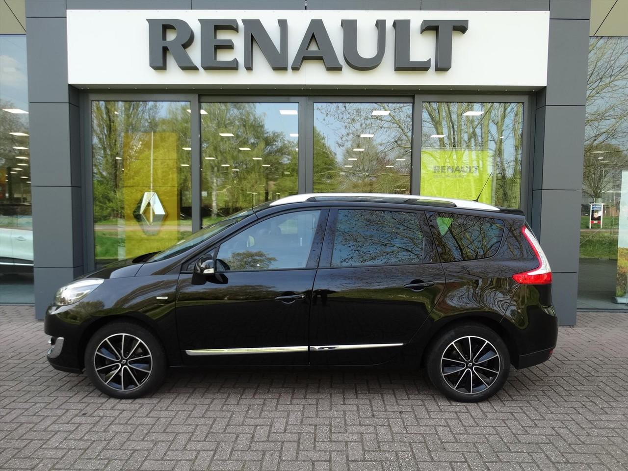 Renault Grand scénic Tce 115 pk bose