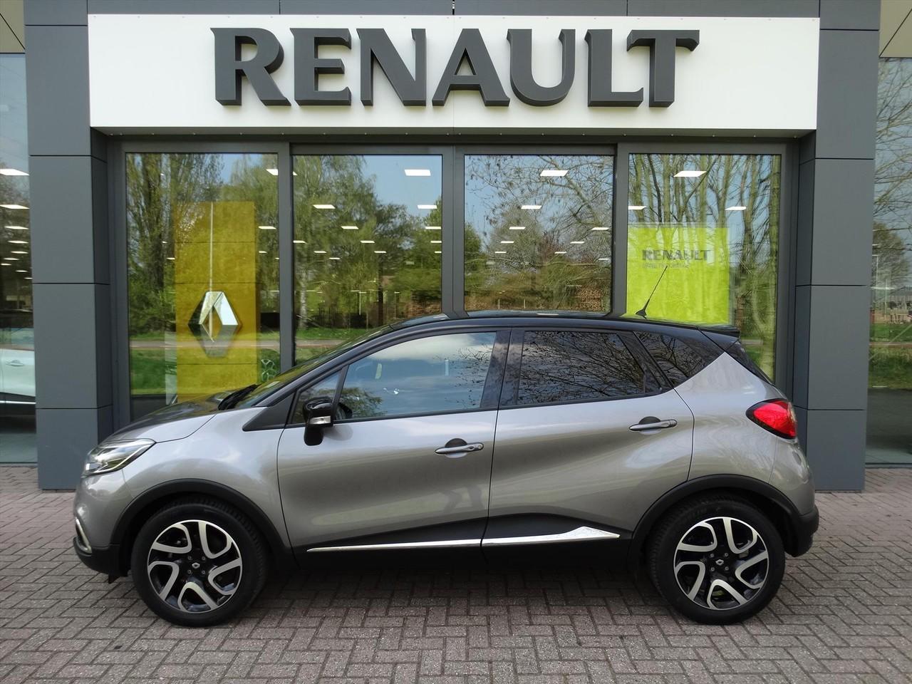 Renault Captur 1.2 tce 120 pk edc dynamique (automaat)