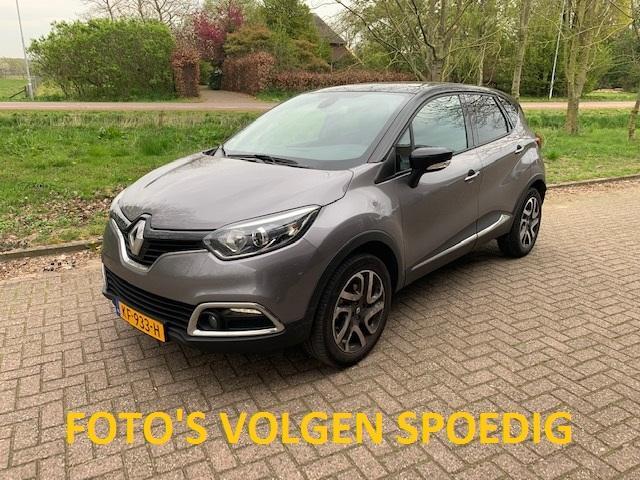 Renault Captur 1.2 tce 120 pk dynamique (automaat)