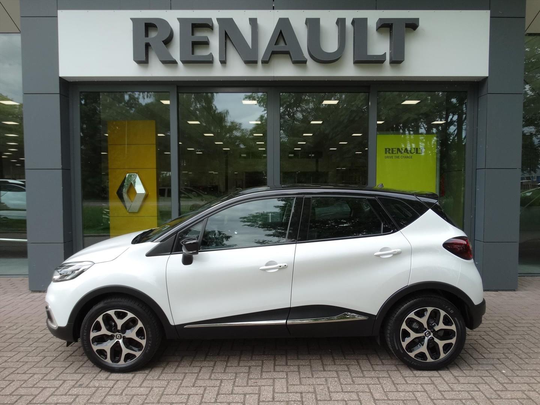 Renault Captur Tce 90 pk intens (navigatie)