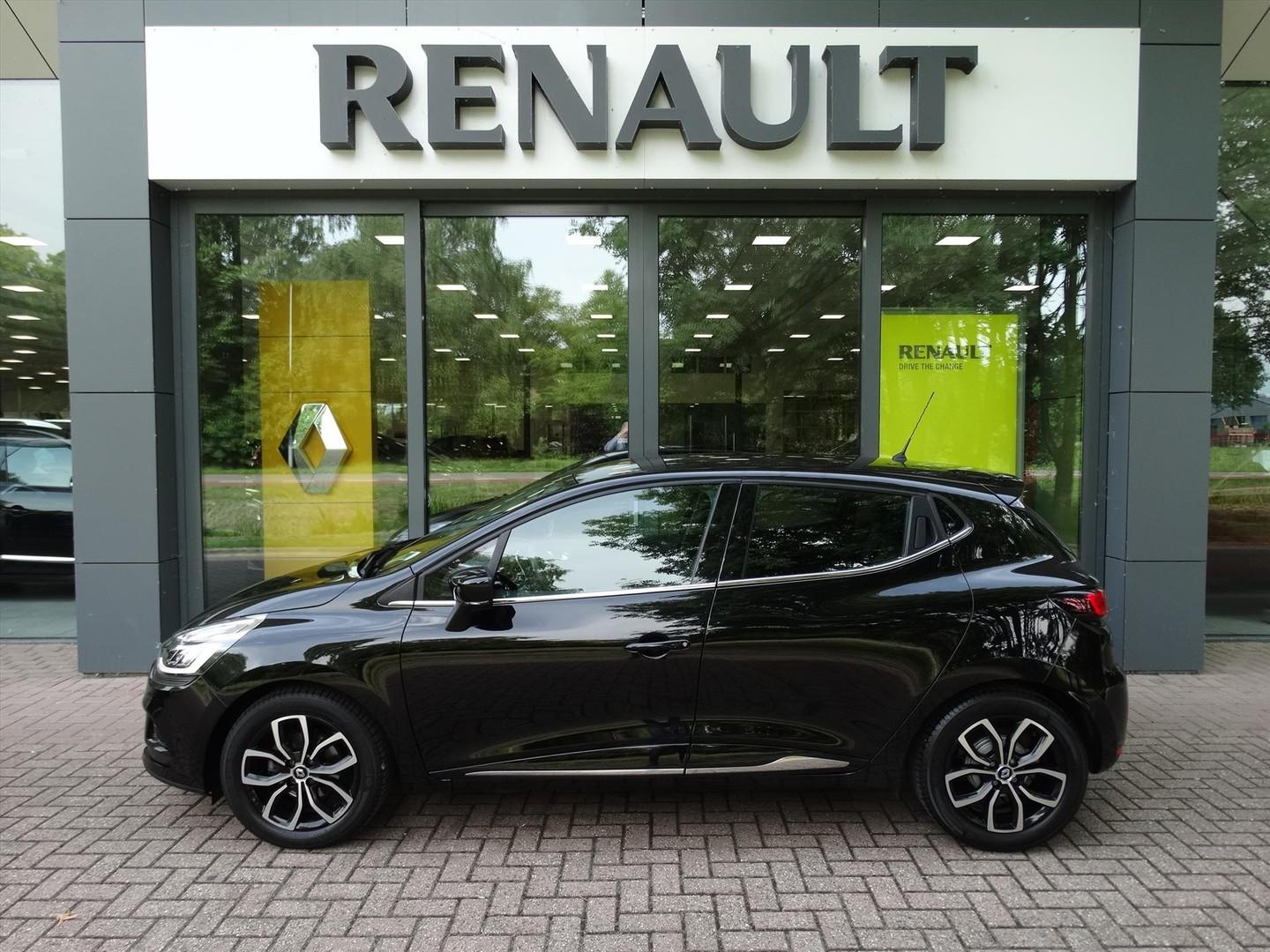 Renault Clio Iv tce 90pk intens
