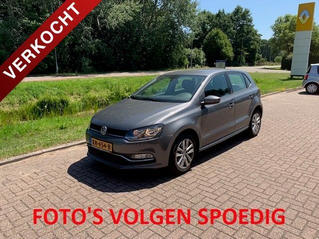 Volkswagen Polo 1.2 tsi 90 pk dsg automaat highline