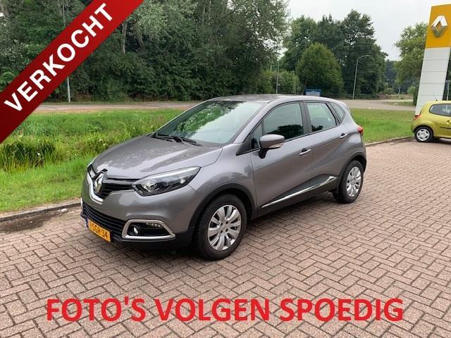 Renault Captur 1.2 tce 120 pk edc expression (automaat)