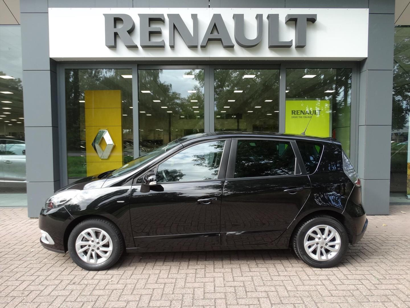 Renault Scénic 1.5 dci 110 pk limited
