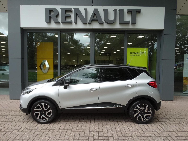 Renault Captur Tce 90 pk dynamique (parkeersensoren en achteruitrijcamera)