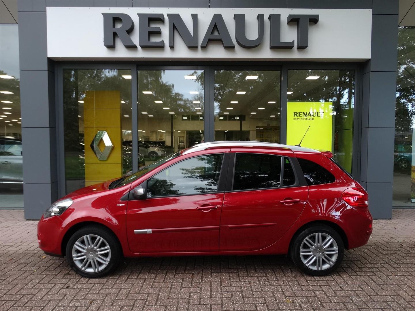 Renault Clio Iii estate tce 100 night & day