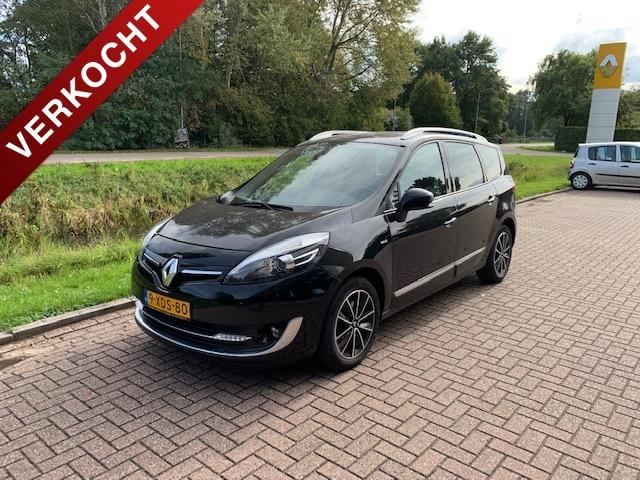Renault Grand scénic Iii 1.6 dci 130 pk bose