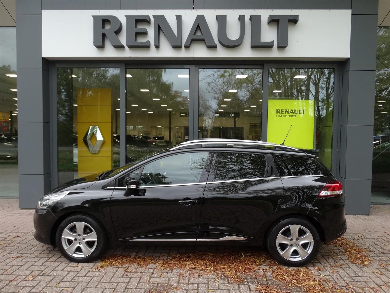 Renault Clio Estate tce 120 pk edc dynamique (automaat)