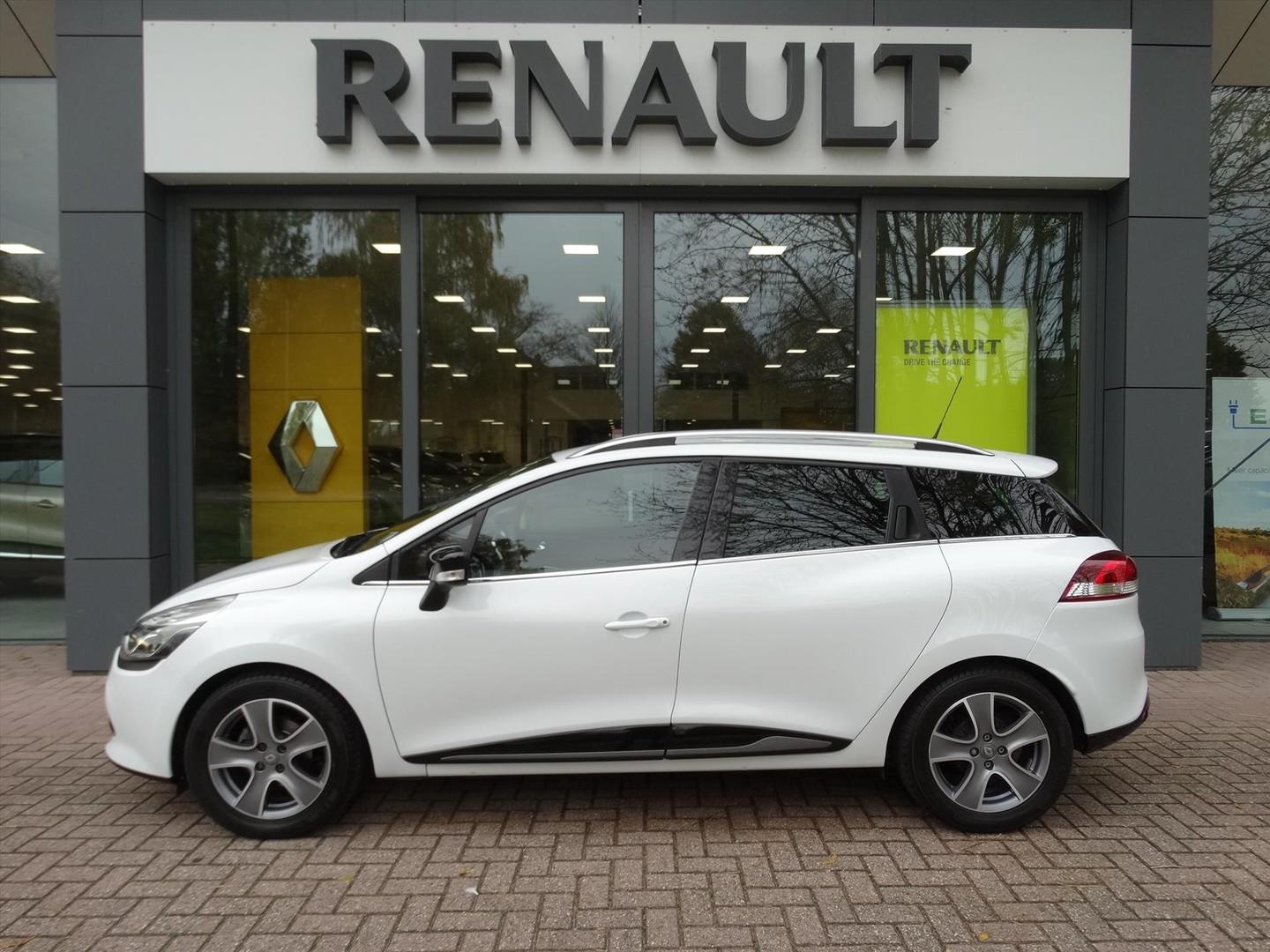 Renault Clio Iv estate tce 90 pk night & day (navigatiesysteem)