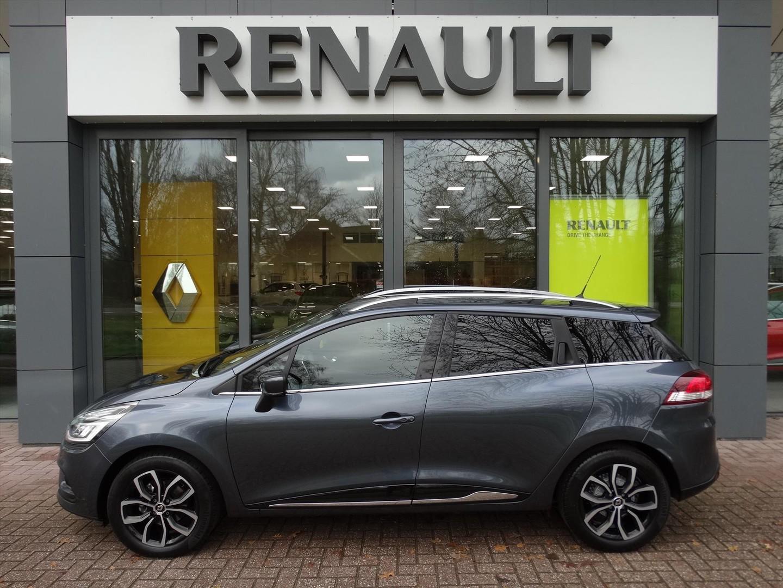 Renault Clio Estate tce 90 pk intens (navigatiesysteem) (parkeersensoren)