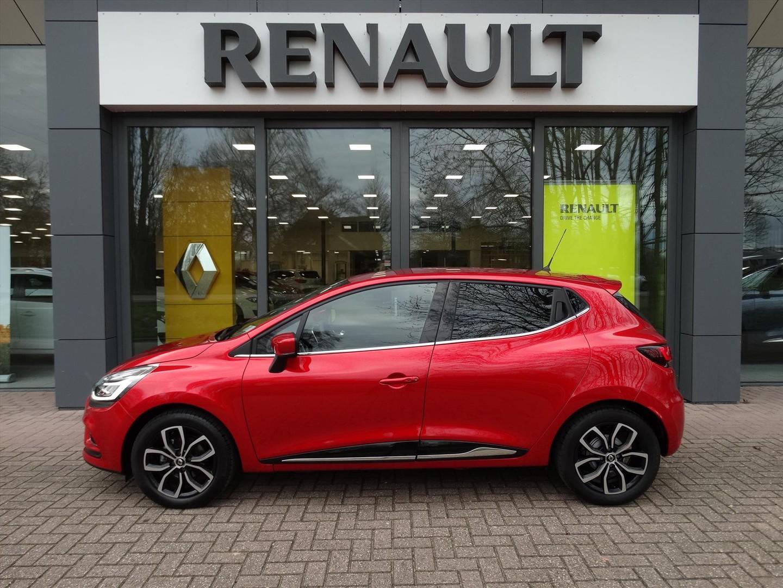 Renault Clio Tce 90 pk intens (navigatie) (parkeersensoren)