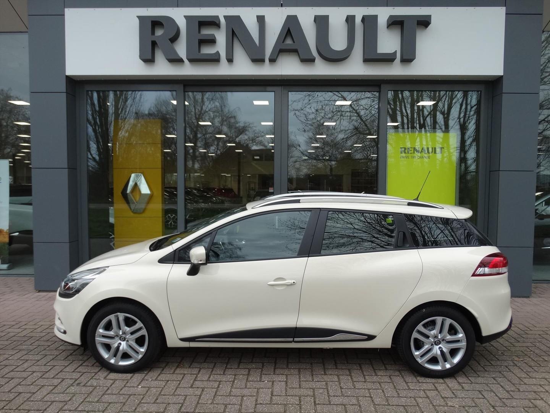 Renault Clio Estate tce 90 pk zen (dab radio)(bluetooth tel. voorbereiding)