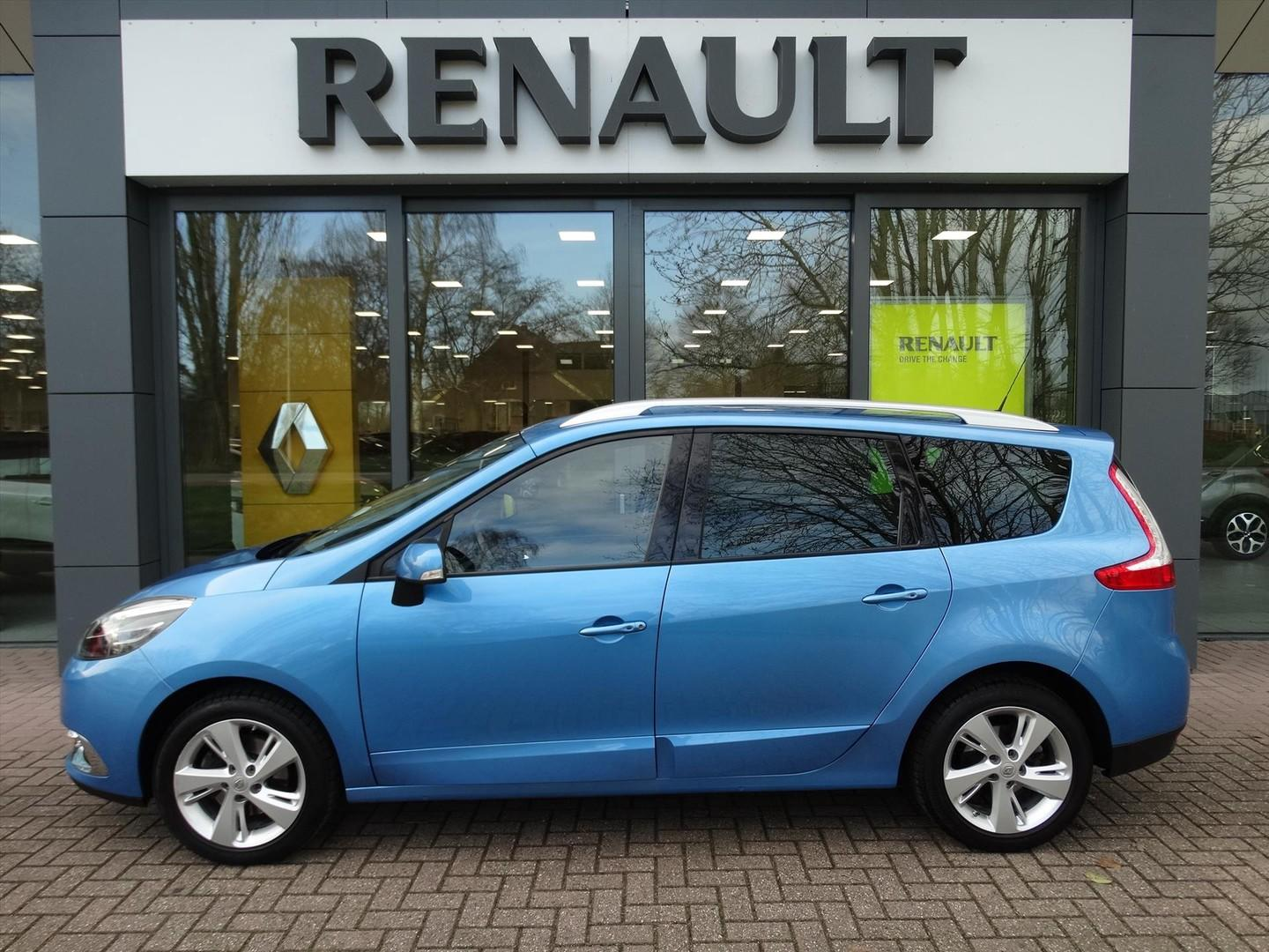 Renault Grand scénic 1.2 tce 130 pk r-cinema
