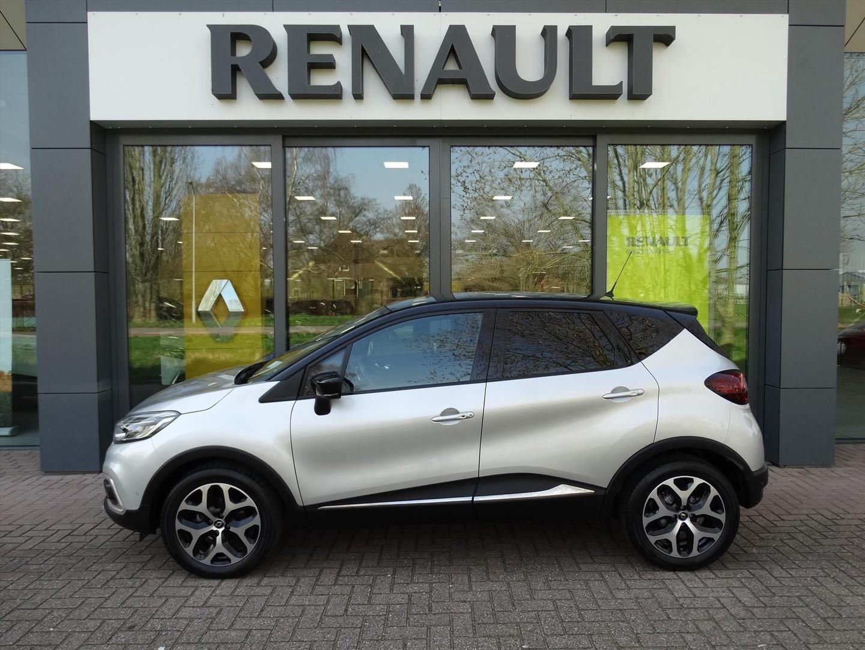 Renault Captur Tce 90 pk intens (easy life pack) (dodehoekwaarschuwing in buitenspiegels)