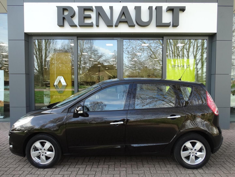 Renault Scénic 2.0 16v 140 pk cvt dynamique (automaat)