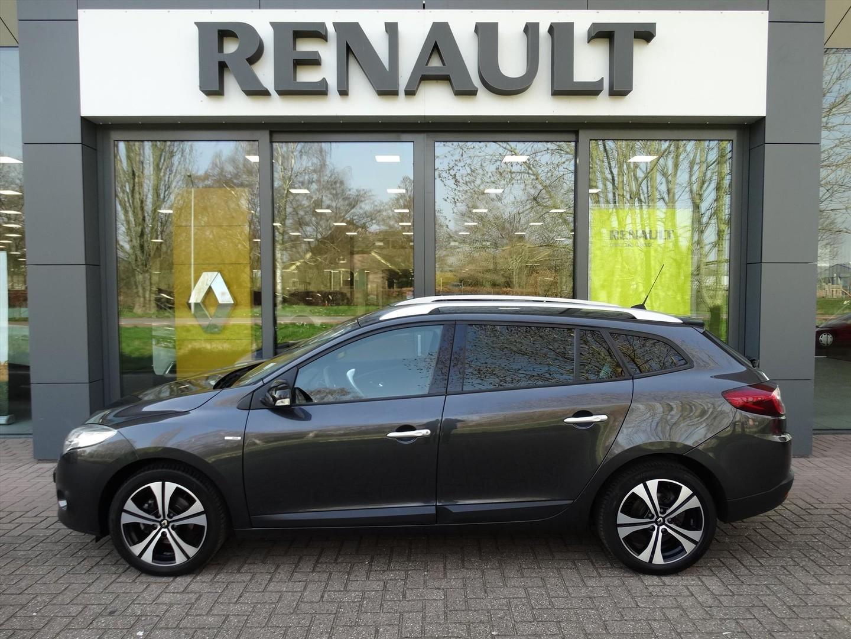 Renault Mégane Estate 1.4 tce 130 bose