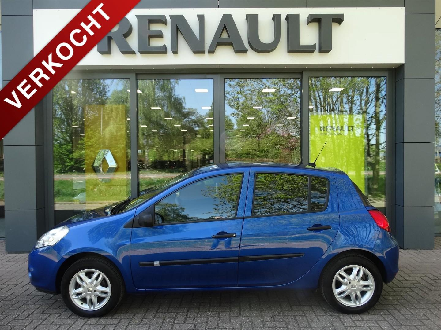Renault Clio Iii 5-drs tce 100 special line