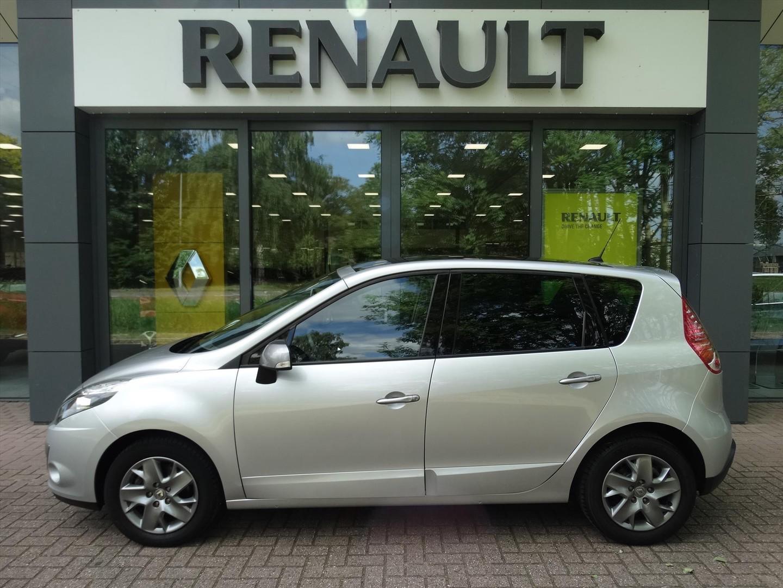 Renault Scénic 2.0 16v 140 pk cvt parisienne
