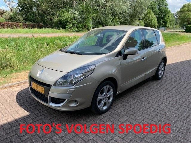 Renault Scénic 2.0 16v 140 pk cvt dynamique (automaat) (eerste eigenaar)