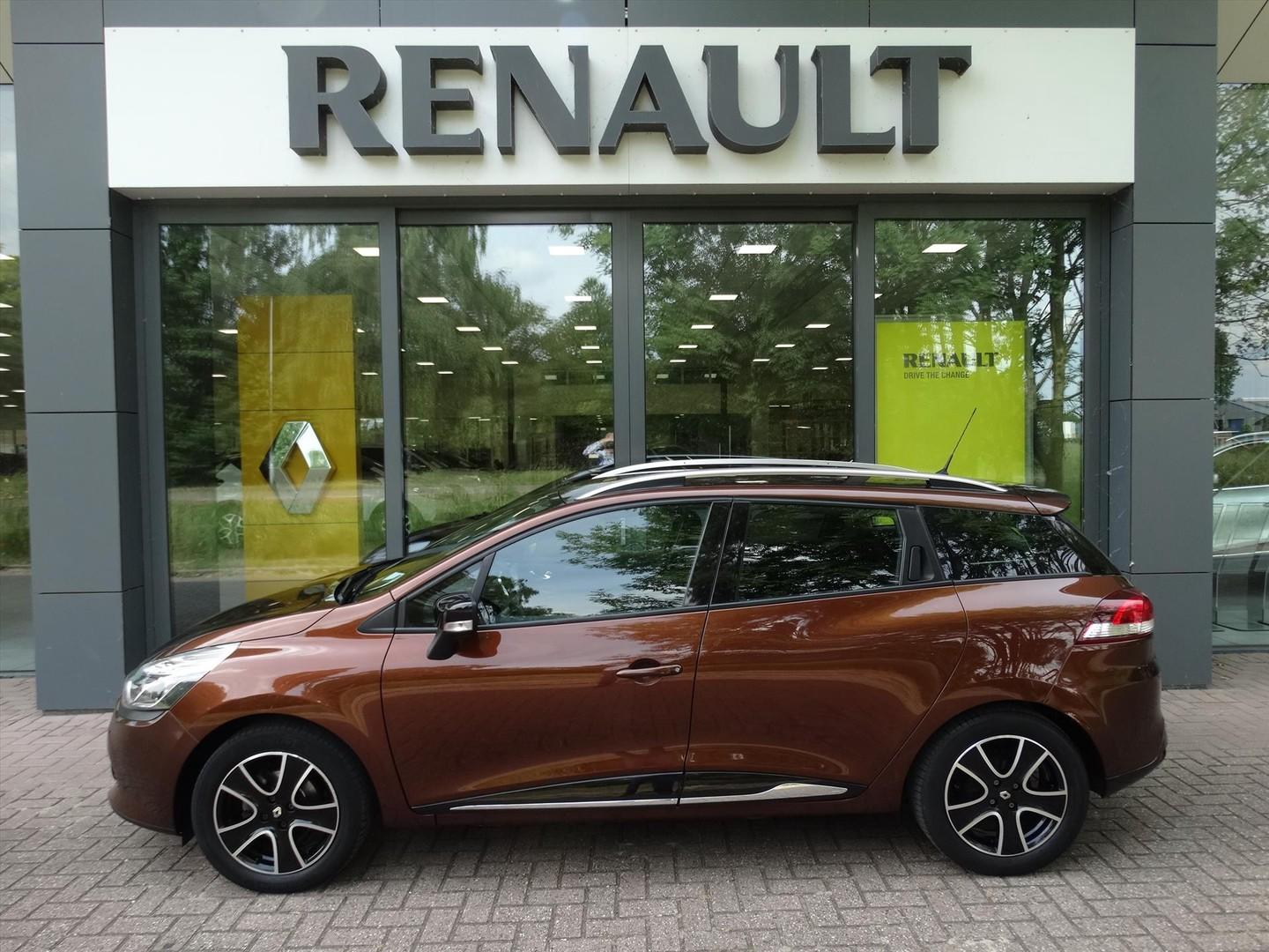 Renault Clio Estate 0.9 tce 90 expression
