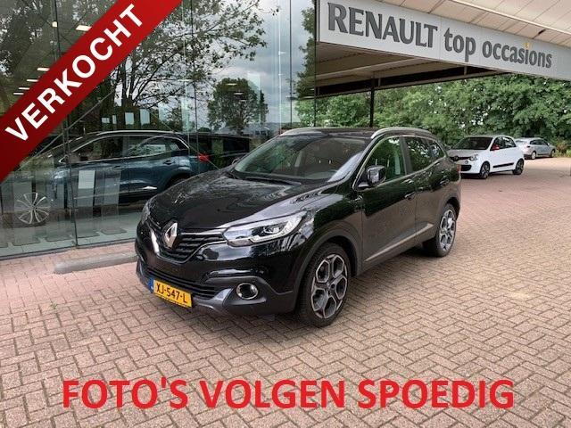 Renault Kadjar Tce 130 pk edc intens automaat