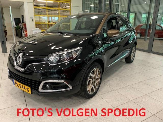 Renault Captur 1.2 tce 120 pk elysee