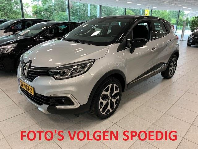Renault Captur Tce 90 pk intens (easy life pack)