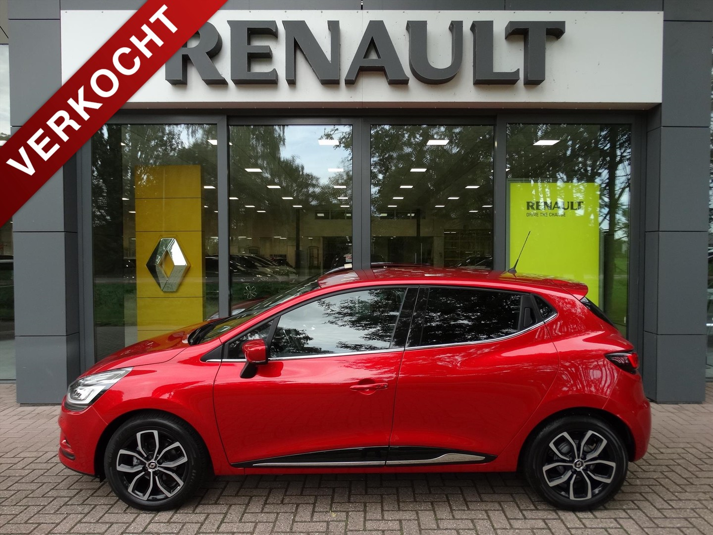 Renault Clio Tce 90 pk intens