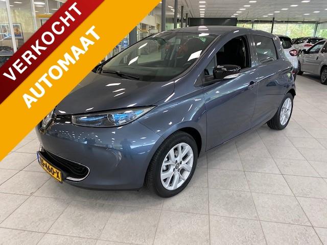 Renault Zoe R110 limited (accu huur)