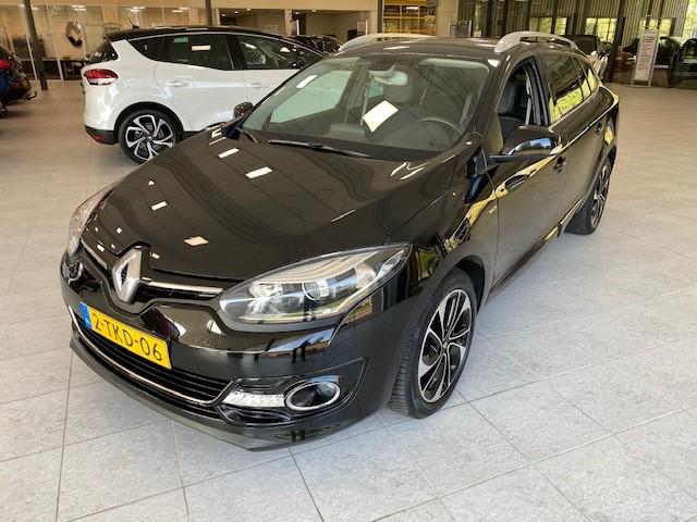 Renault Mégane Estate 1.2 tce 115 pk bose