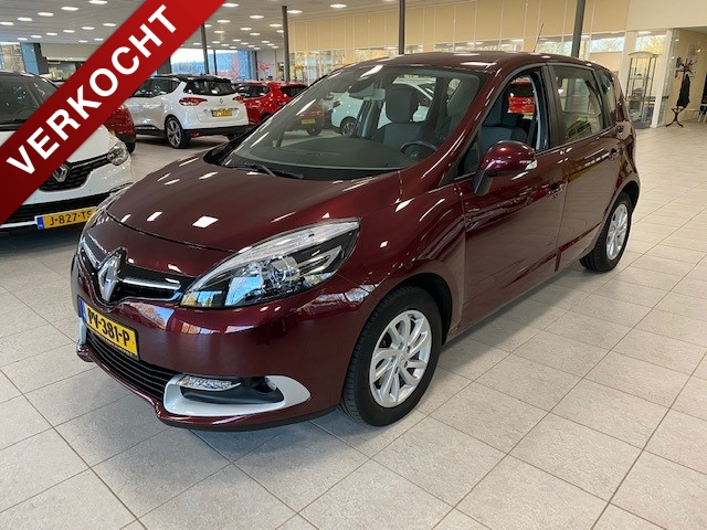 Renault Scénic 1.2 tce 115 pk s&s limited