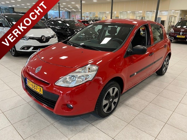 Renault Clio 1.2 16v 75 pk 5-deurs collection