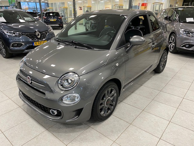 Fiat 500 1.2 70 pk sport (automaat) (climate control) (bluetooth)