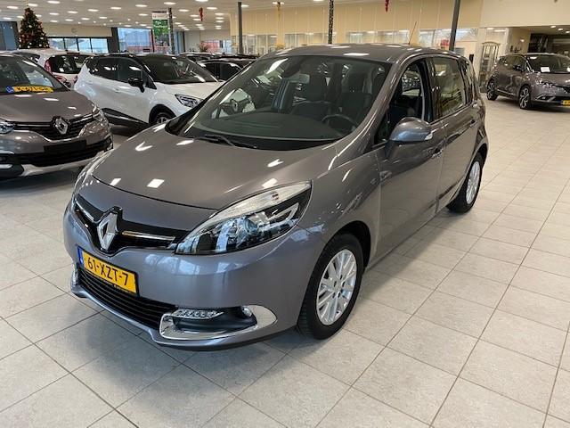 Renault Scénic 1.2 tce 115 pk dynamique (navigatiesysteem)
