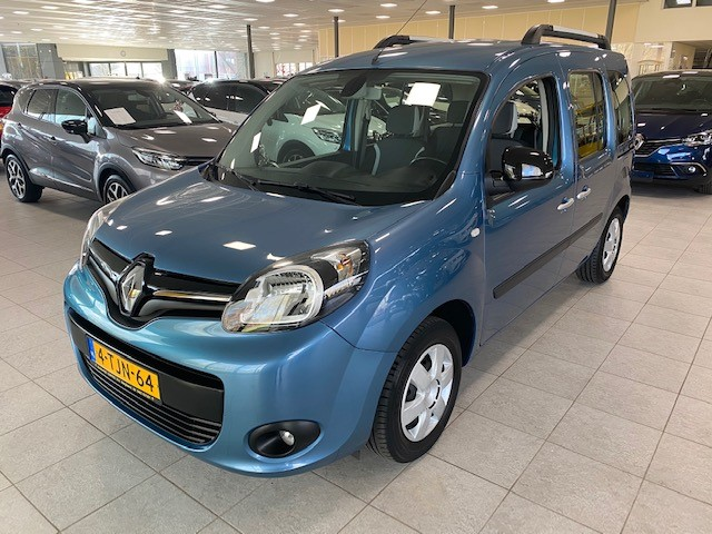 Renault Kangoo Ii family 1.2 tce 115 pk expression