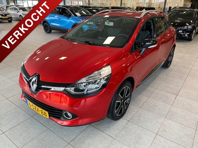 Renault Clio Estate tce 90 pk expression (navigatiesysteem)