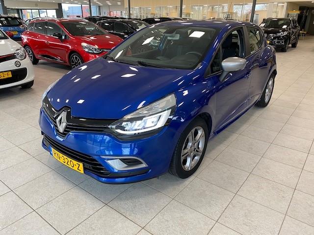 Renault Clio Tce 90 pk gt-line