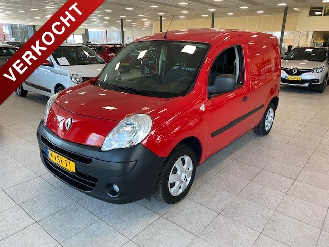 Renault Kangoo Express z.e. accu huur (eventueel koop) meeneemprijs incl apk en controle beurt