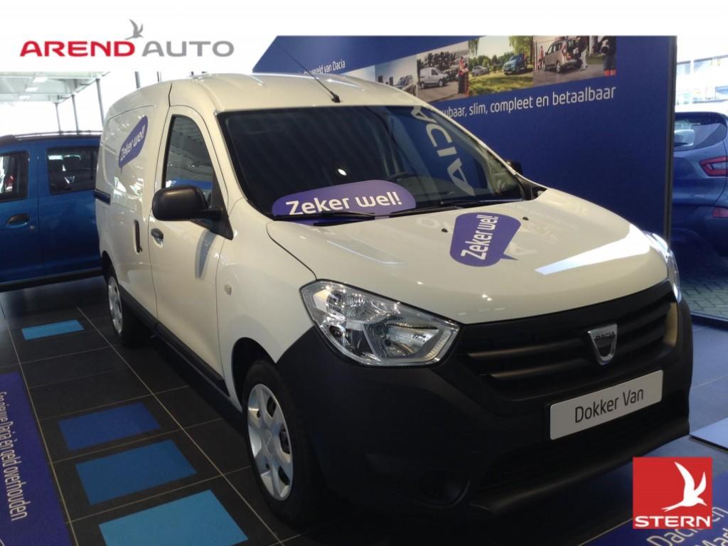 Dacia Dokker Van dci 75 s&s eu6 ambiance airco