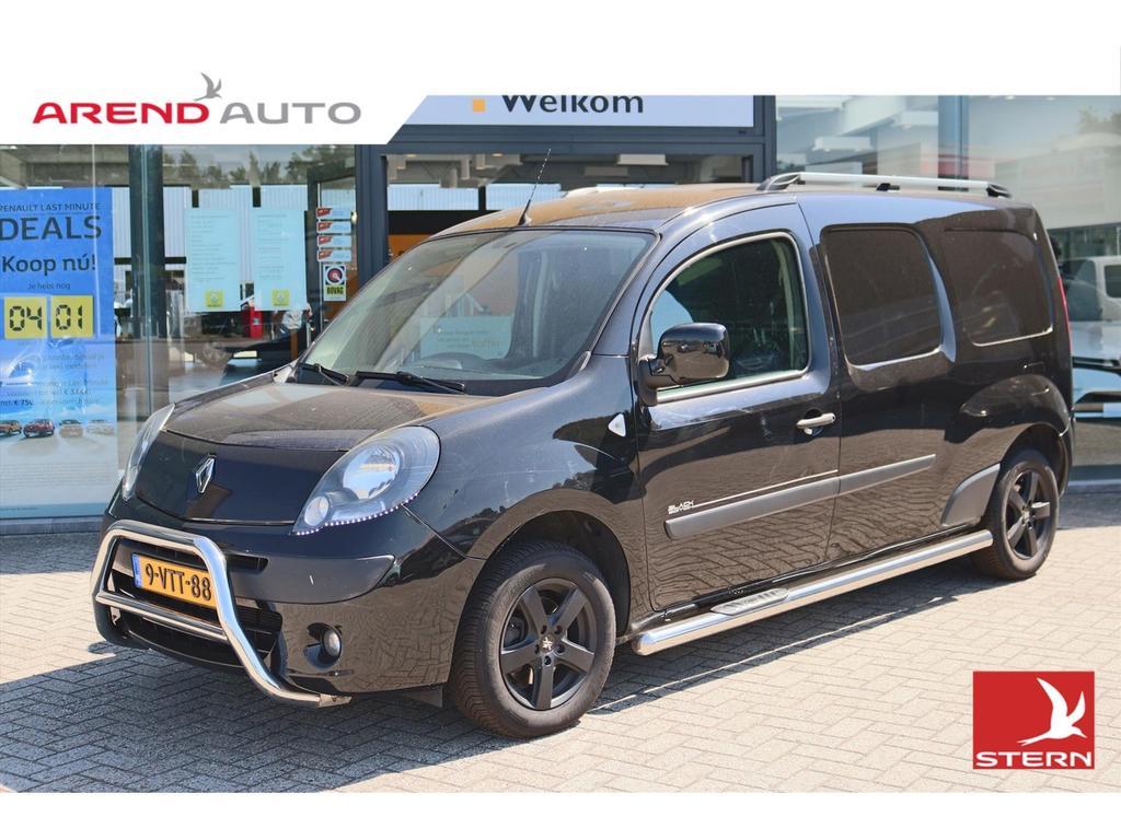 Renault Kangoo 1.5 dci 66kw black edition