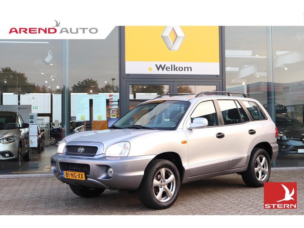 Hyundai Santa fe 2.0 i 16v 2wd