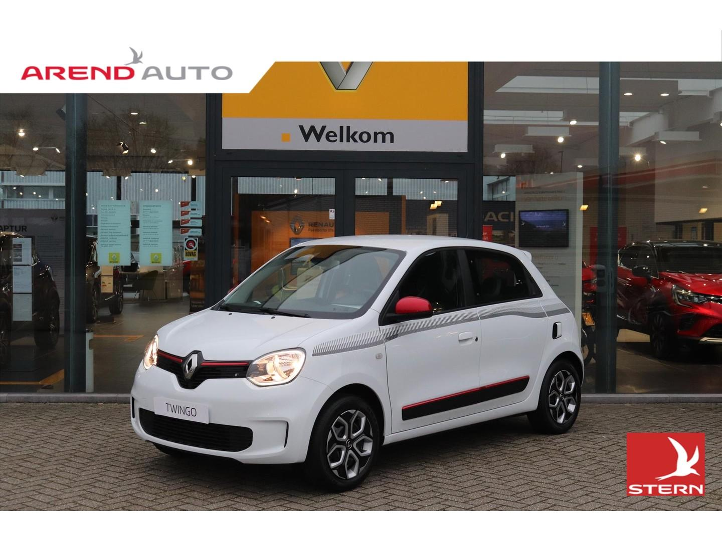 Renault Twingo 75pk collection