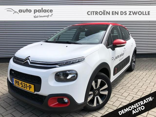Citroën C3 Puretech 82pk shine