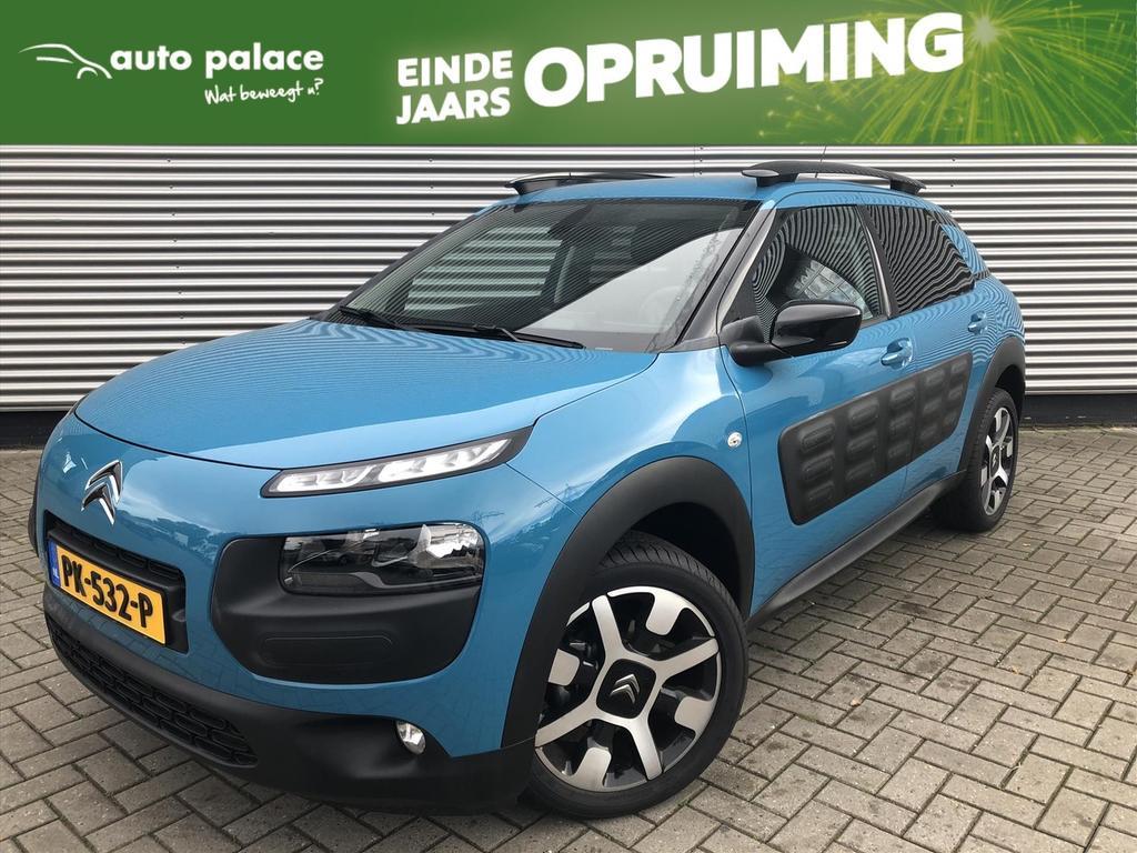 Citroën C4 cactus Puretech 82pk shine